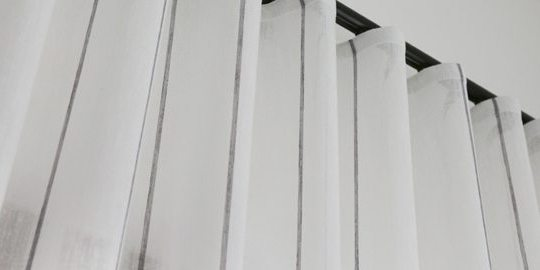S Fold Curtains
